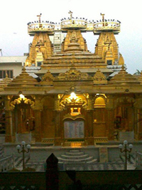 Golden Temple - Falna